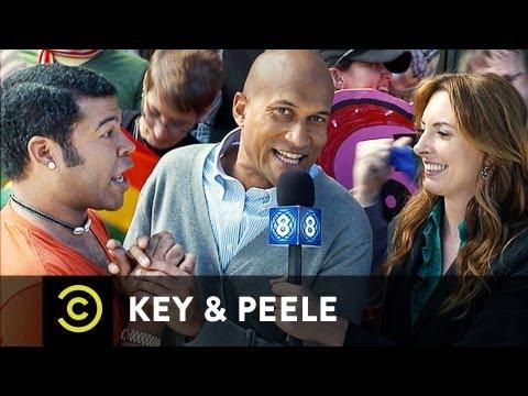 Key & Peele - Gay Marriage Legalized