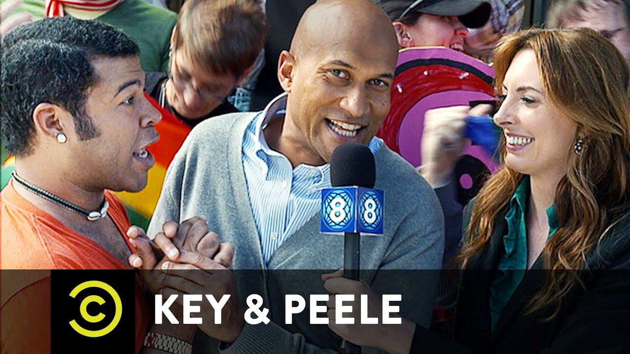 Key and peele gay couple adoption
