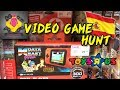 Video Game Hunting in SPAIN AND Toys R Us is OPEN | Cheap Nintendo Switch and PS4 Games | TheGebs24