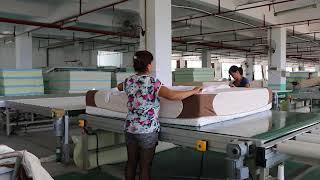 how to make a memory foam mattress-Mattress Factory