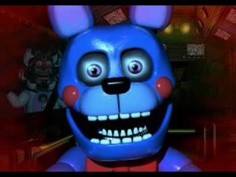 fnaf sl bon bon voice nightmare by design youtube. Black Bedroom Furniture Sets. Home Design Ideas