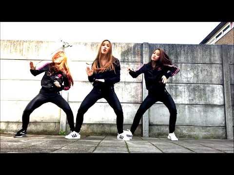 Dawin - Pepper Spray | Dance | SISSTA | Hip Hop | Choreography by Tutti Fruttiz