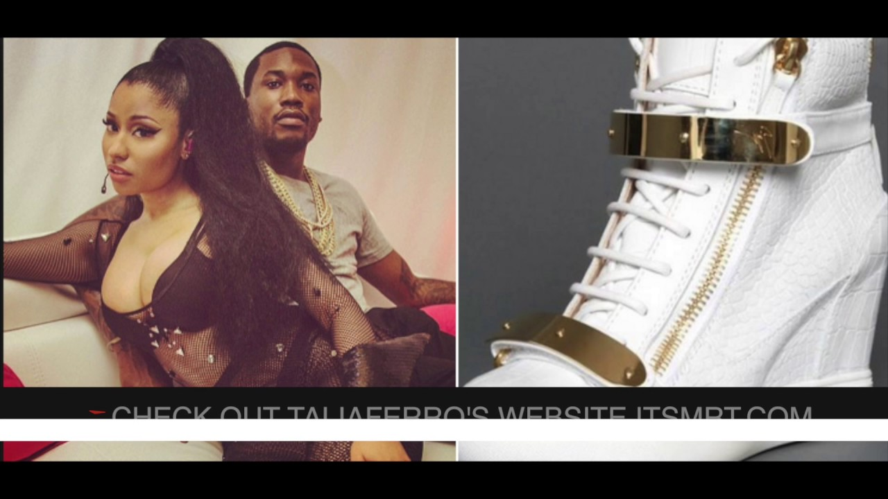 Mill Meek shoe game pictures images