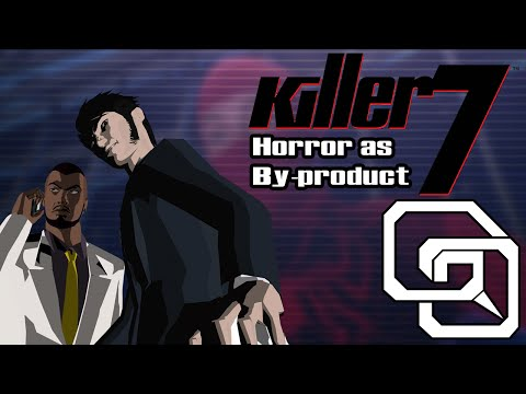 Killer7 and the Art of Indirect Horror   Ghastlycrate