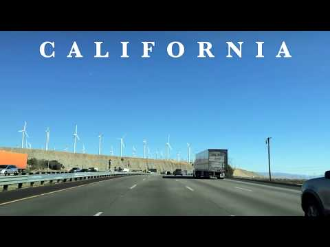 Driving Across America -- California to Florida -- Interstate 10 Freeway - DIVON PHOTOGRAPHY