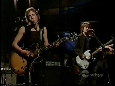 Sheryl Crow - Difficult Kind - live - 1999