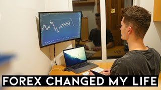How Forex Trading Changed My Life
