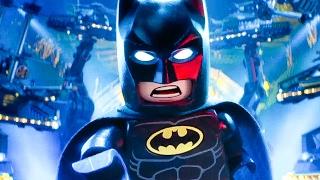 THE LEGO BATMAN MOVIE All Film Clips + Trailer (2017)