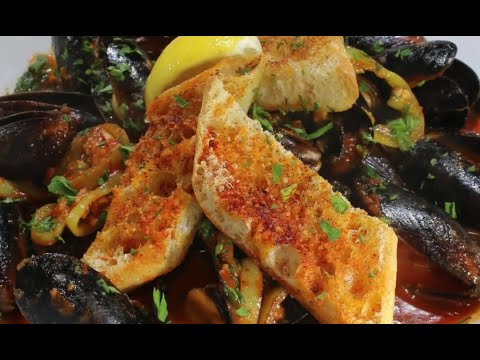 A Taste of Spain at Cava Tapas and Wine Bar | In Niles | On The Menu feat.