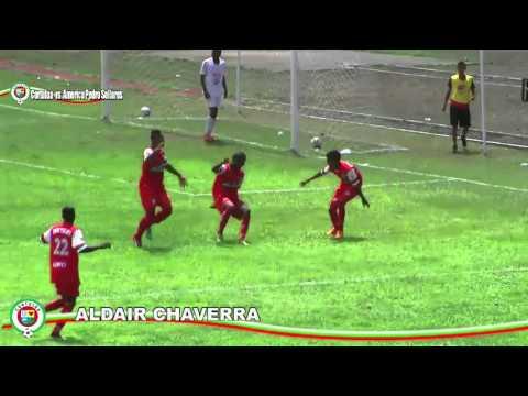 Gol Aldair Chaverra Cortulua Sub 17