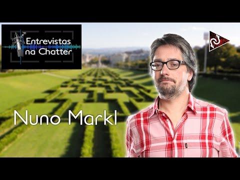 Entrevistas na Chatter - Nuno Markl