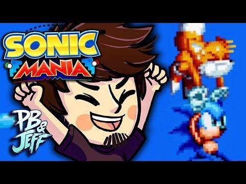 I DID SOMETHING! - Sonic Mania (Part 3)
