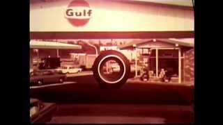 1968 Gulf Tire Commercial - Gulf Gasoline Stations