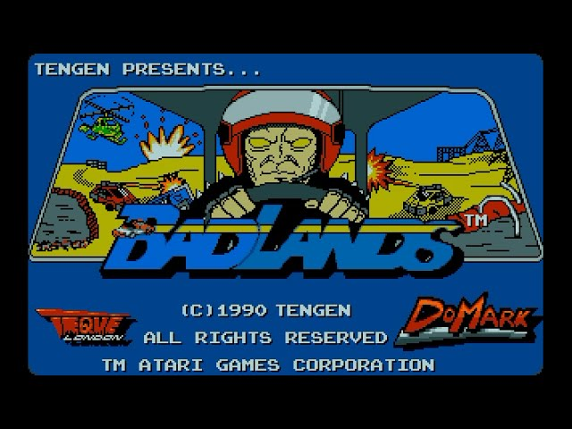 Amiga 500 Longplay [016] Badlands