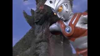 Ultraman Ace vs. Alien Metron, Jr. & Doragoris (Final Fight)