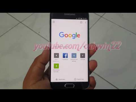 Samsung Galaxy S6 Edge : How to Enable or disable Offer to translate page in Google Chrome Android