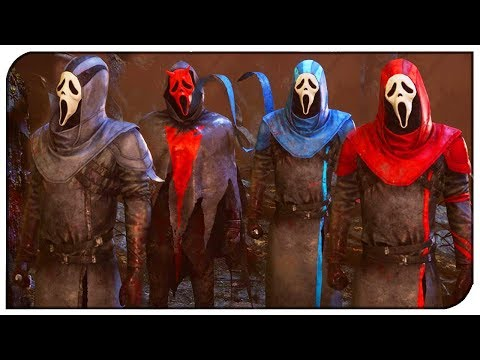 "Dead By Daylight - ""The Ghost"" Power & Perk Leak! Ghostface Is Coming To DBD! (Pig/Ghost Cosmetics)"