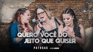 Marília Mendonça & Maiara e Maraisa - Quero Você Do Jeito Que Quiser (Official Music Video)