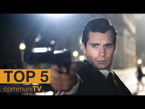 Top 5 CIA Movies
