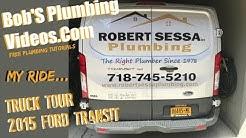 Plumbing Truck / 2015 Ford Transit