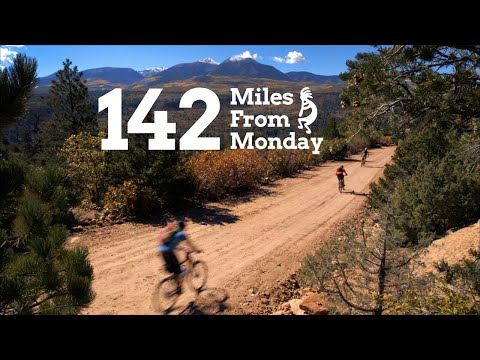 142 Miles From Monday - Bikepacking the Kokopelli Trail