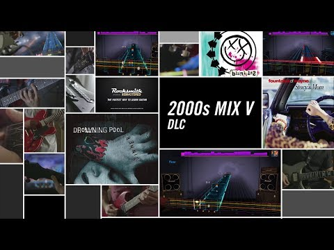 2000s Mix Song Pack V - Rocksmith 2014 Edition Remastered DLC