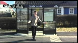11 epic dance moves