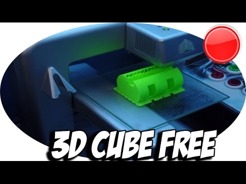 3d cube free - 3d printing | 3d systems