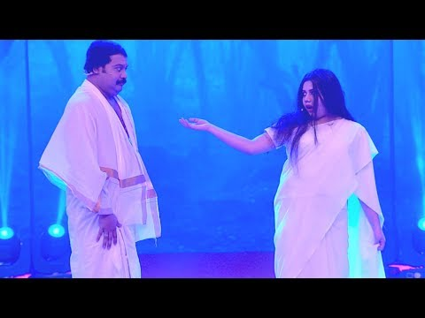 Thakarppan Comedy I Guests and Ghosts rocks.....I Mazhavil Manorama