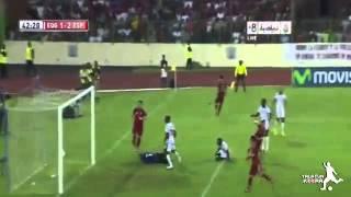 España-Guinea Ecuatorial Todos los goles