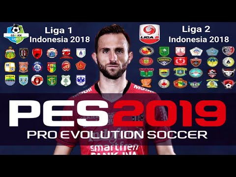 Download Pes Army Spesial Mod Gojek Liga 1 & 2 Indonesia PPSSPP Android | Jersey & Pemain 2018