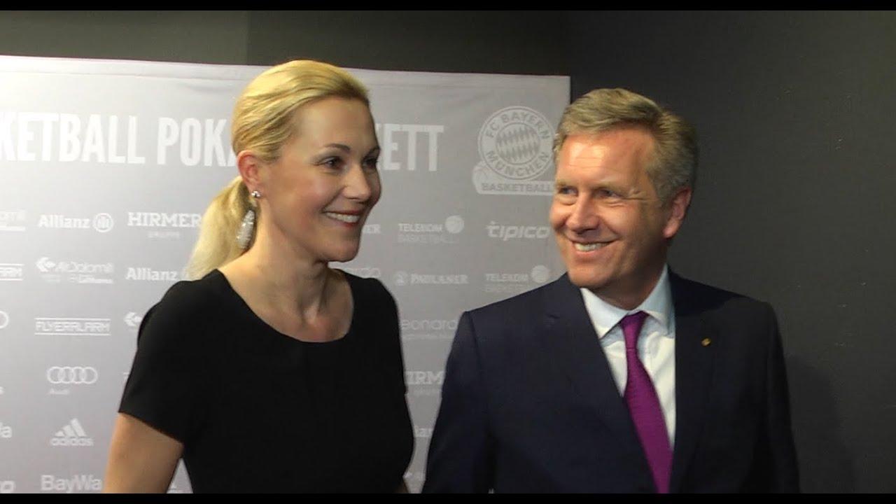 Bettina & Christian Wulff  - Familien-Ausflug in München  - BUNTE TV