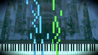 J. S. Bach - Fugue no. 20 in A Minor BWV 865 (From Well Tempered Clavier I)