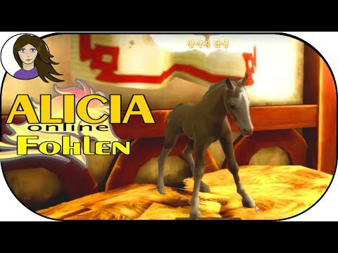 Rappen Zucht  ★ ALICIA ONLINE FOHLEN #43 Let´s Play [AO DEUTSCH]