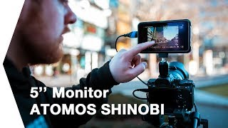 Atomos Shinobi I Starker 5 Zoll Monitor I Review