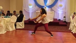 Tamil Hip Hop Dance- Suna Shanmugaraj