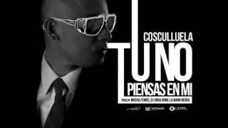 Cosculluela - No Piensas En Mi ★El Niño★ (Reggaeton 2012) (ORIGINAL)(Estreno)