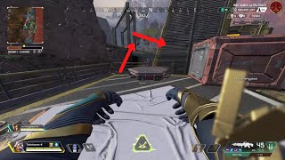 The Jump Pad Tap Strafe Spot That You Will Never Use Part 1