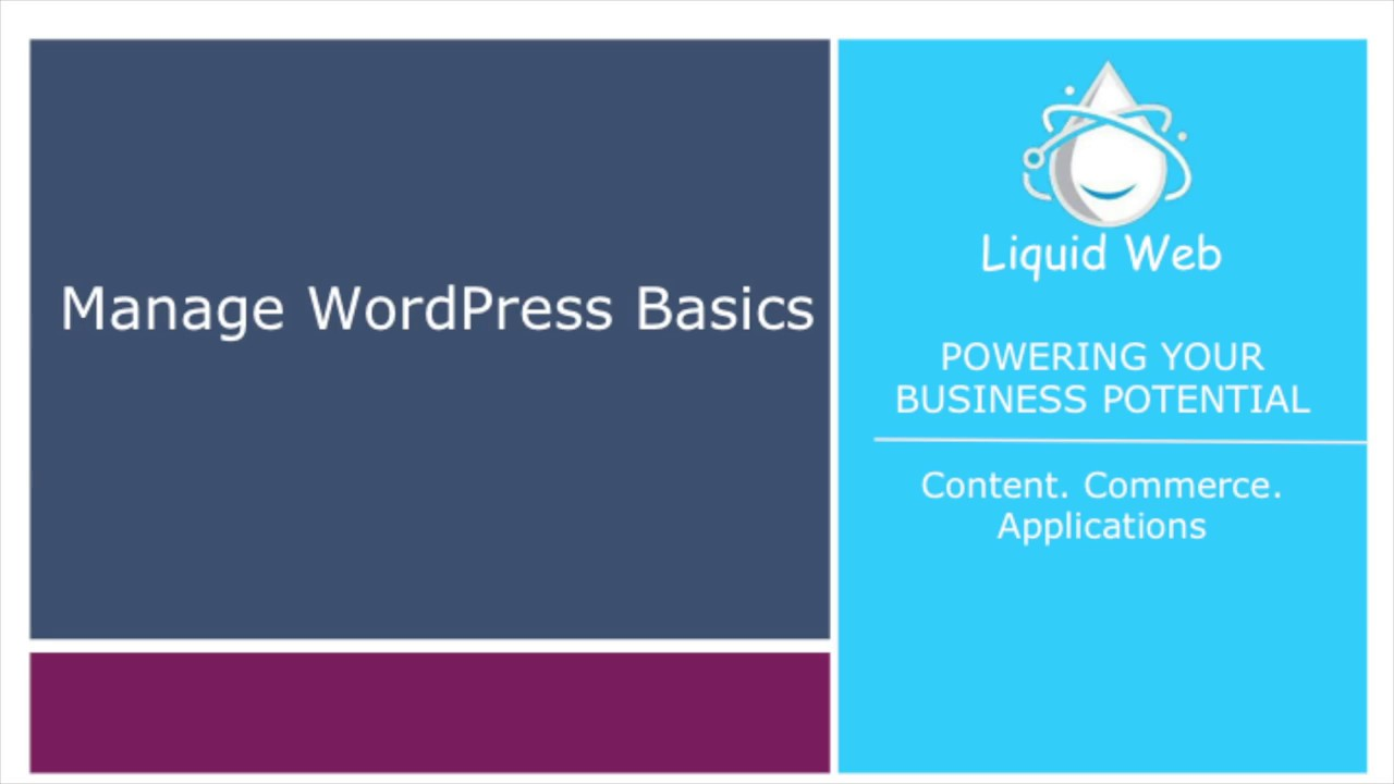 An Overview of Managed WordPress | Liquid Web