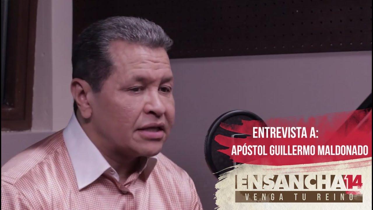 Entrevista Ap U00f3stol Guillermo Maldonado Ensancha 2014