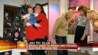 Woman shed 300 pounds!