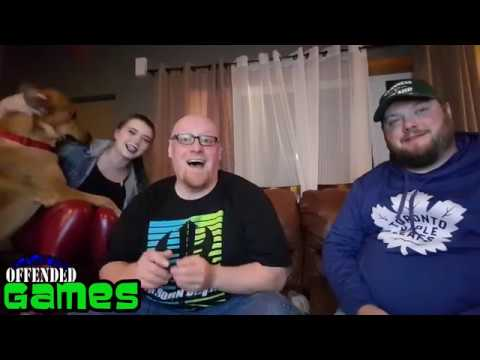 Generally Offended Games - 3 People, 3 Cups, 1 Winner (Mario Kart 8 Deluxe)