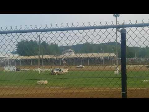 Brownstown Speedway Hornet heat 1 8-18-18