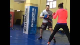 Joanna Jedrzejczyk - Preparations