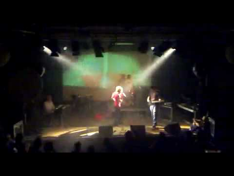 20091212 Flowin Immo et les Freaqz Live im  Fraiche in Vaals Freestyle Medley