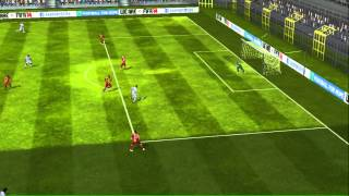 FIFA 14 iPhone/iPad - Somesul Oar FC vs. Galatasaray SK