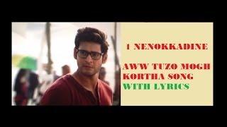 1 Nenokkadine - Aww Tuzo Mogh Kortha Song with Lyrics | HD