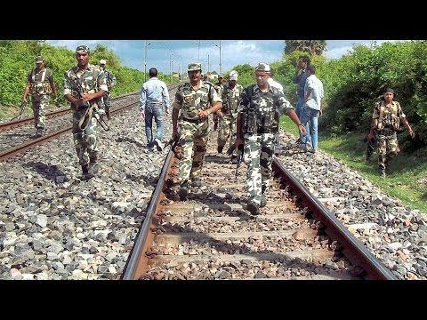 Dinanagar: 5 live bombs found wired to railway tracks