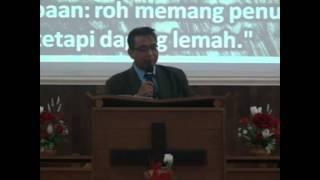 Berjaga-jagalah - Khotbah 30 November 2014 Kebaktian Raya Pagi