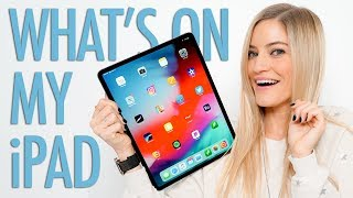 What's on my iPad Pro!?